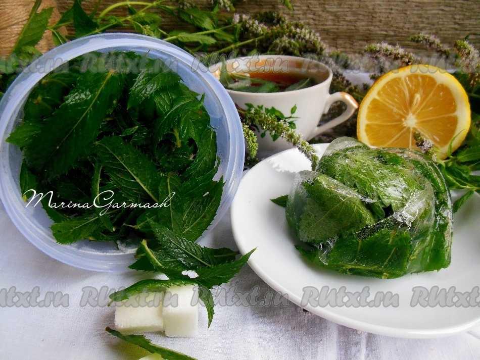 Клубничный компот с мятой и лимоном на зиму пошаговый рецепт