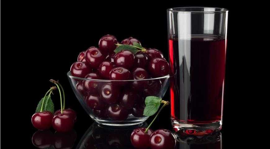 Вишневый сок в домашних условиях: девять лучших простых рецептов. Польза и вред вишневого сока. Советы и секреты. Правила и сроки хранения.