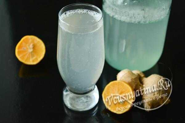 имбирь лимон вода похудения отзывы