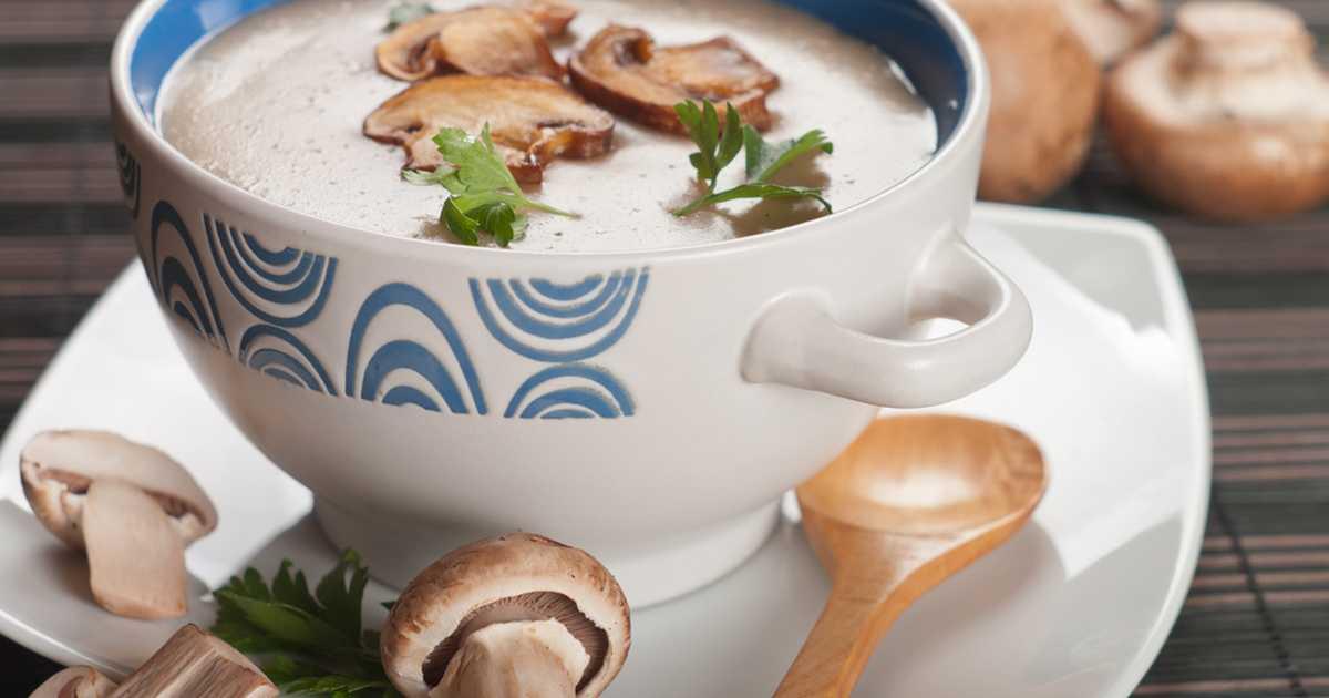 Грибной суп с замороженными лисичками - лучшие рецепты от gemrestoran.ru