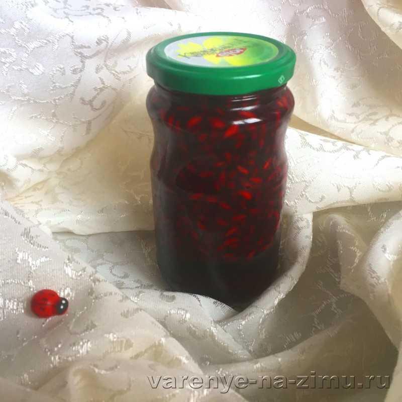 Варенье из граната: рецепты, как приготовить, польза и вред