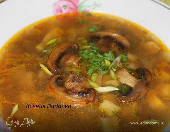 Суп из говяжьих ребрышек - наваристое блюдо для всей семьи: рецепт с фото и видео