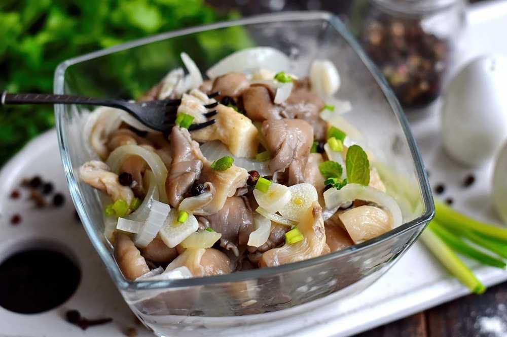 Маринованные вешенки: быстрые и вкусные рецепты приготовления заготовок на зиму в домашних условиях