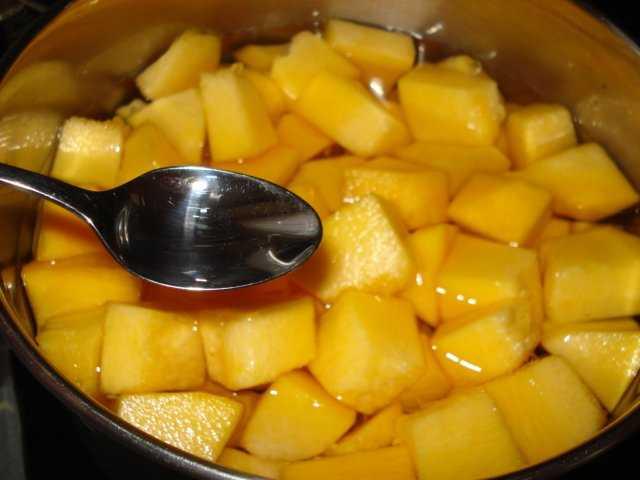 Компот из тыквы – 8 вкусных рецептов