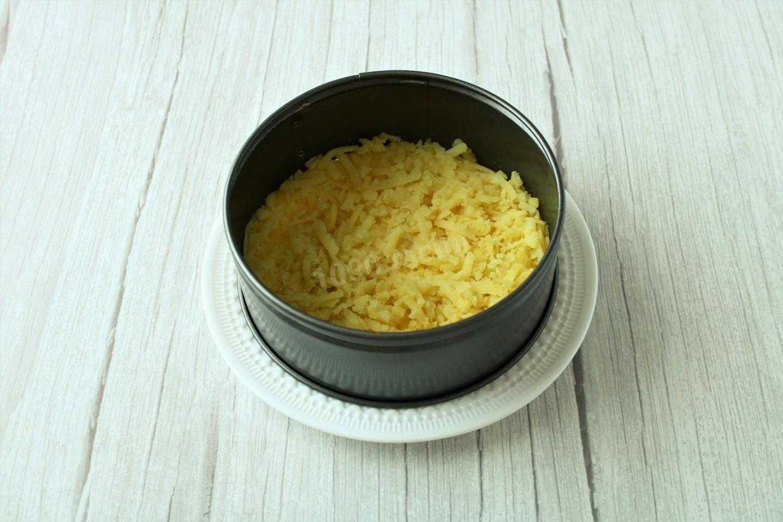 Рецепт приготовления вкусного салата мимоза с горбушей