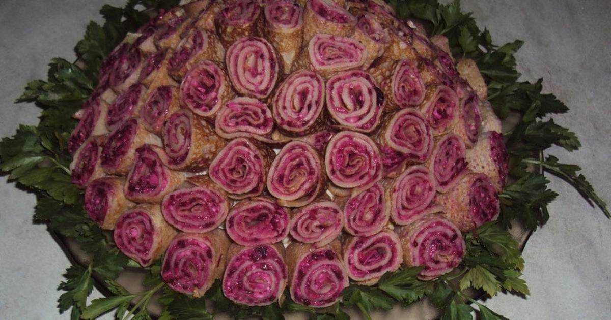 Салат букет - 95 рецептов: салаты | foodini
