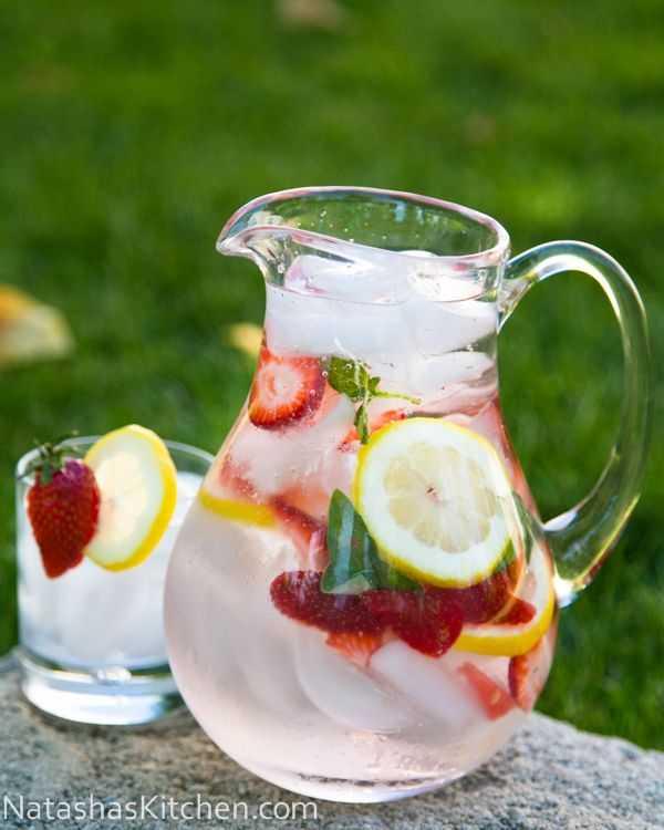 Лимонад из лимонов – 15 рецептов в домашних условиях