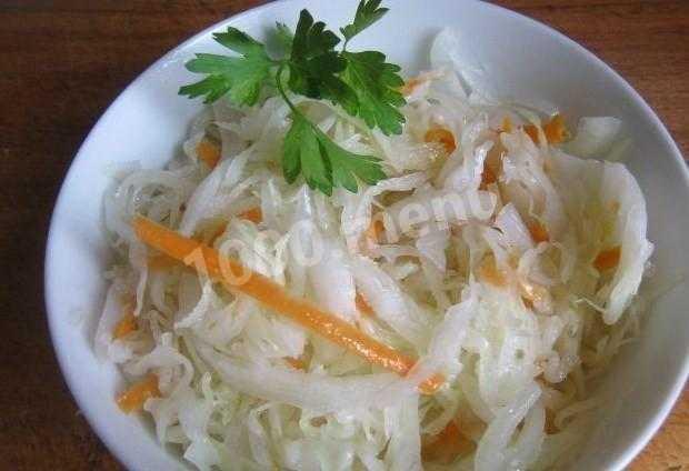 Маринованная капуста: рецепты приготовления.