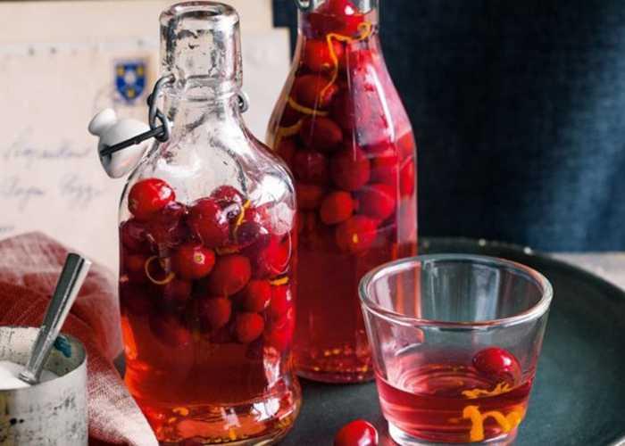 Настойка самогона на клюкве: лучшие рецепты клюковки в домашних условиях