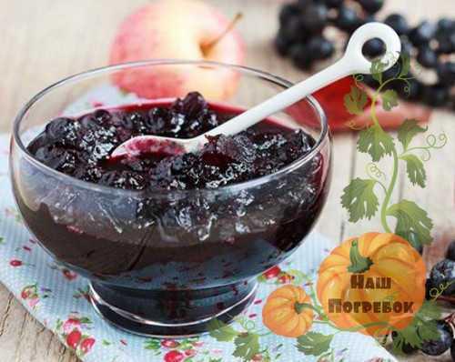 Рецепты приготовления заготовок, которые можно сделать из черноплодной рябина на зиму