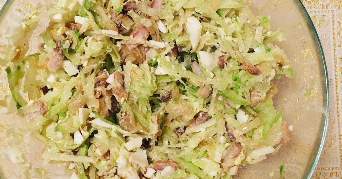 Салат прага рецепт с фото пошагово - 1000.menu