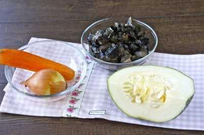 Кабачковая икра со вкусом грибов - 7 пошаговых фото в рецепте