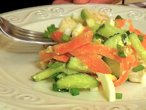 Салат прага с курицей и черносливом - рецепт с фото пошаговый