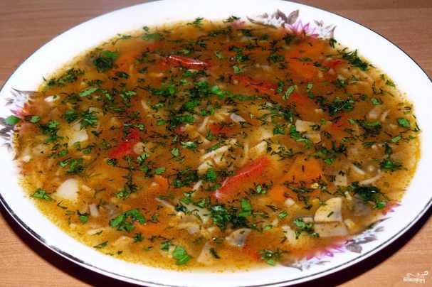 Грибной суп из опят: как приготовить вкусно и быстро