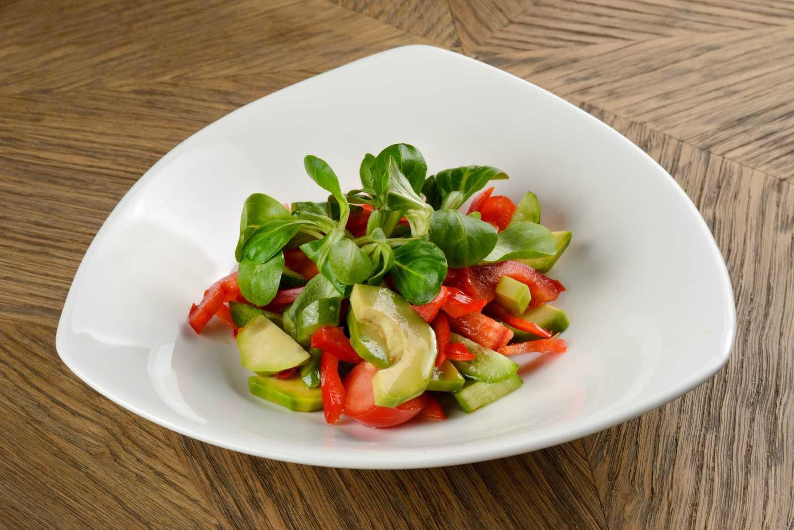 Салат витаминный из капусты моркови и перца с уксусом – рецепт с фото пошагово