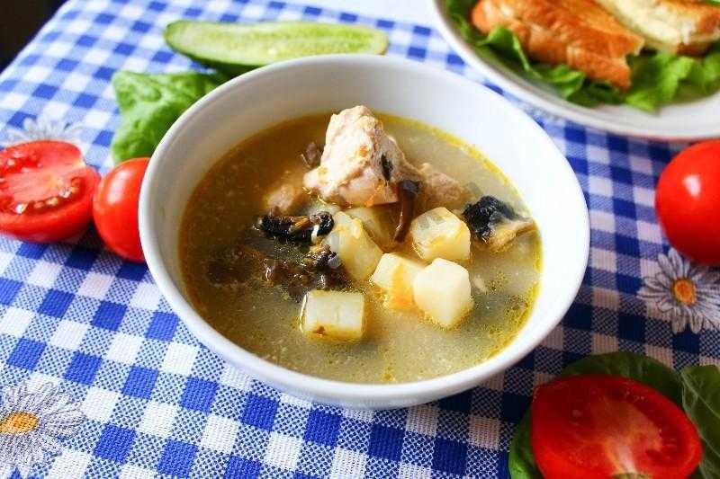 Пошаговые рецепты грибного супа с опятами быстро и просто от натальи кондрашовой