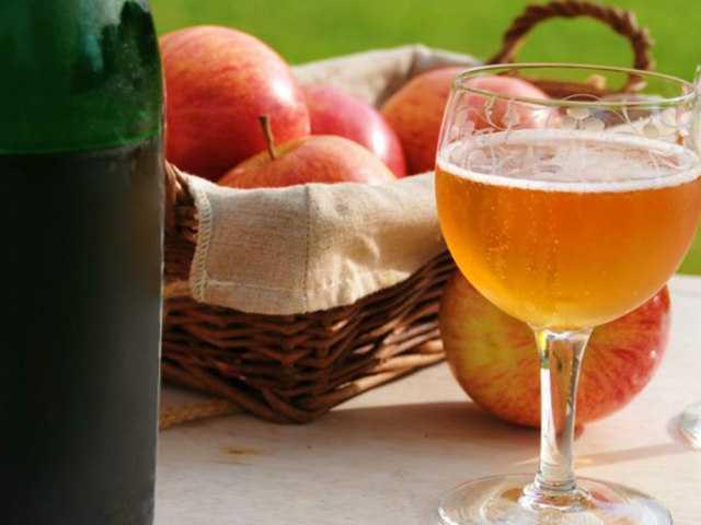 Вино из яблок — 6 простых рецептов в домашних условиях
