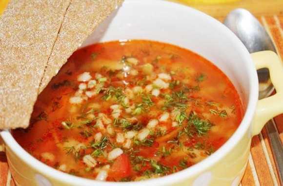 Рецепты рассольника с рисом и солеными огурцами: варианты бульона на свинине, говядине, курице и грибах. Заготовка на зиму и правила хранения.