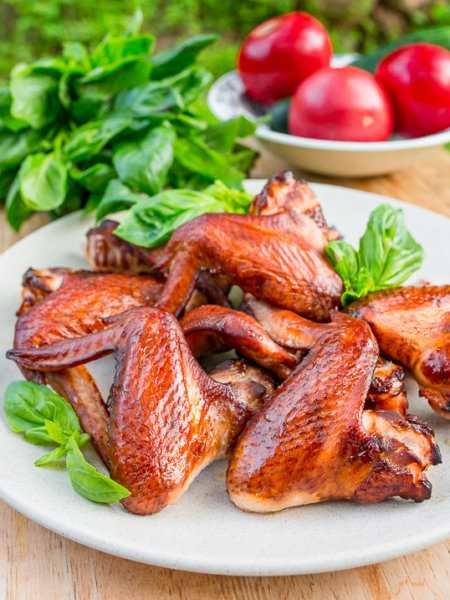 Маринад для горячего и холодного копчения курицы: 10 рецептов