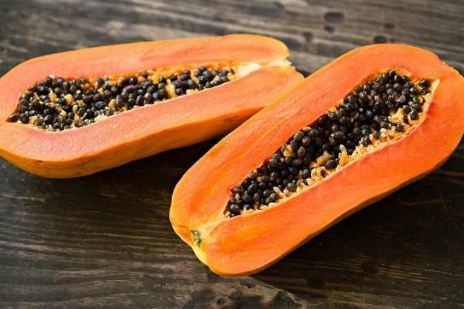 Сушеная папайя: польза и вред для организма, калорийность. цукаты из папайи