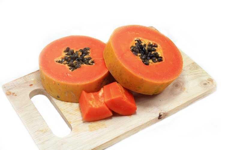 Сушеная папайя полезные свойства