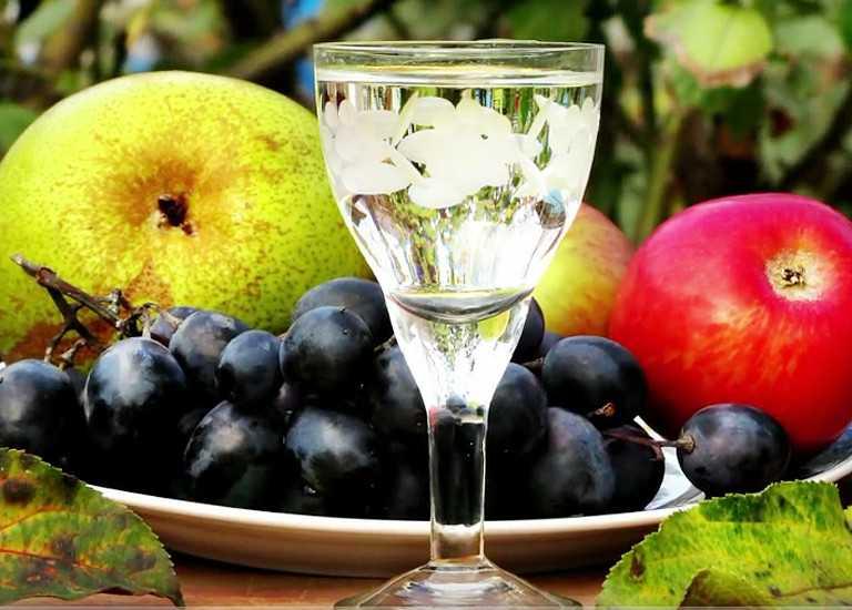Чача из винограда в домашних условиях: простые рецепты пошагово