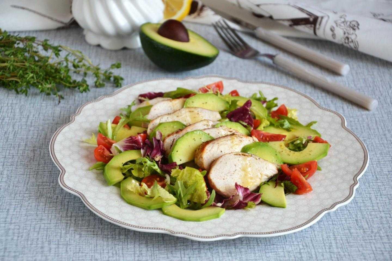 Рецепты лёгких летних салатов- 15лучших рецептов