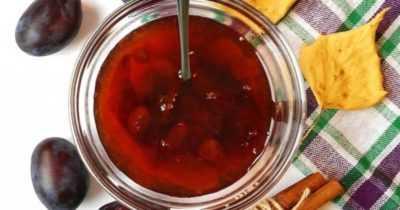 Варенье из черноплодной рябины – с апельсином, яблоками и сиропом + видео