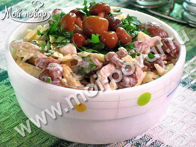 Салат с лисичками: 6 рецептов для любителей грибов