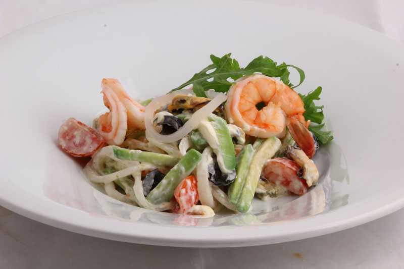 Зимний салат (классический рецепт) - очень вкусный