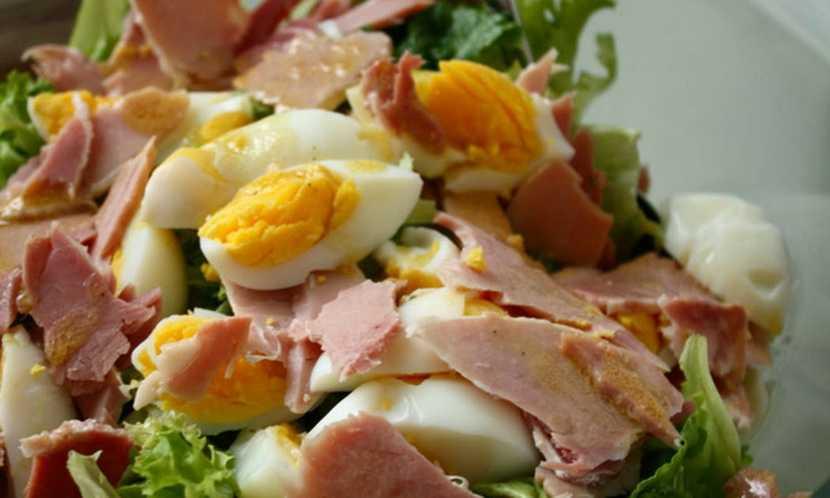 Салат дамский – разнообразные варианты: рецепт с фото и видео