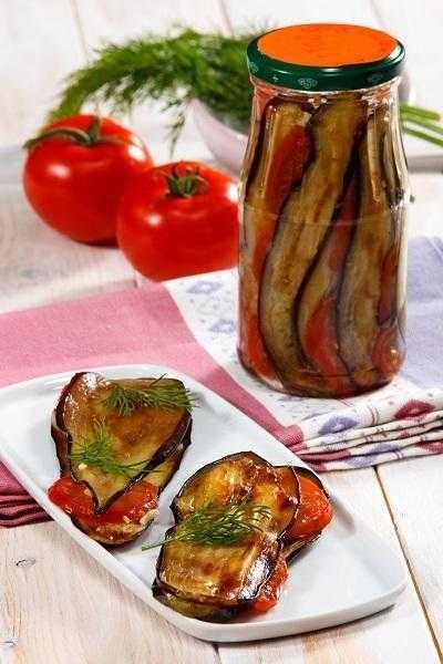 Закуска из баклажанов на зиму: 27 самых вкусных рецептов приготовления