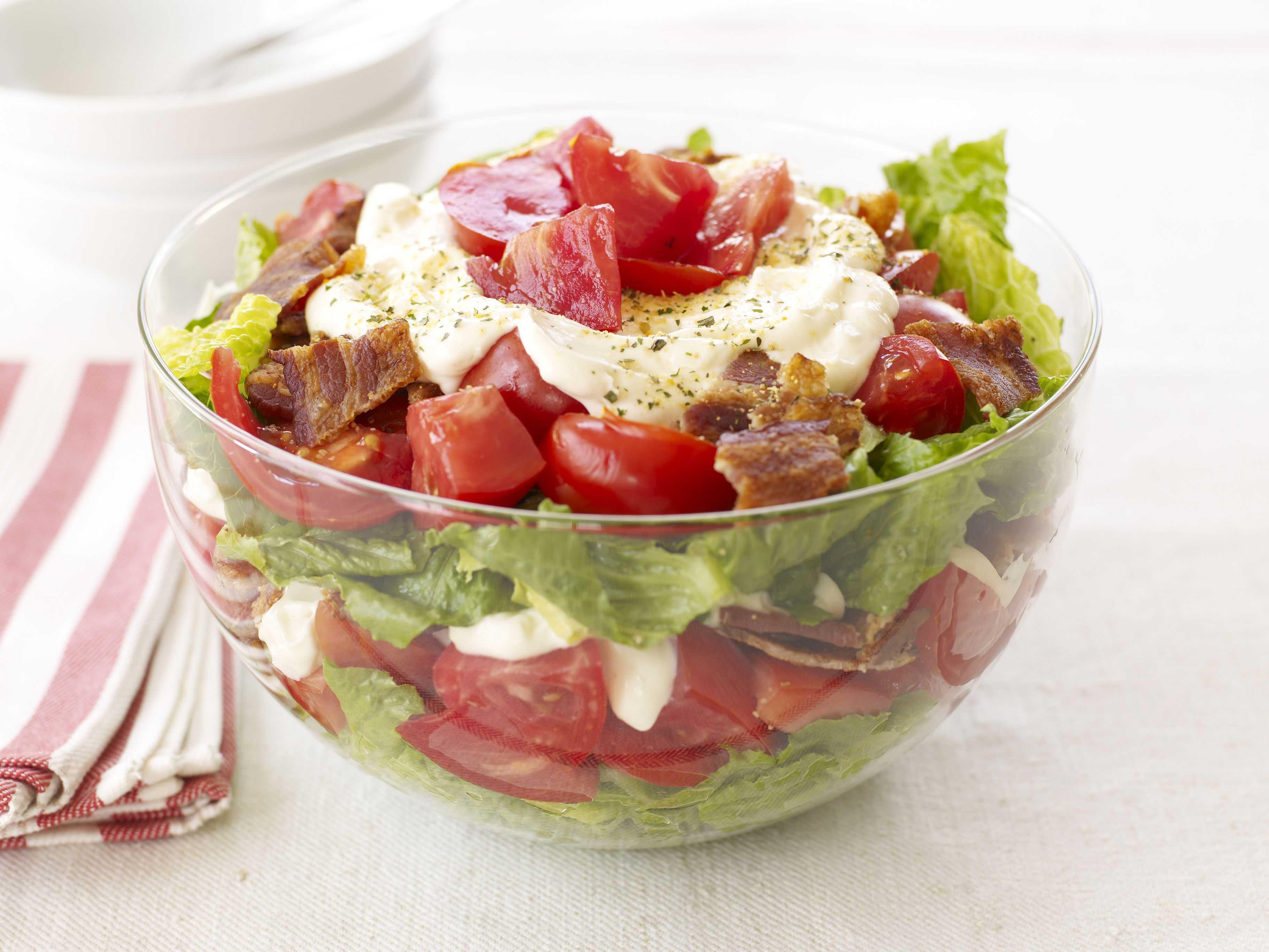 Салат «купеческий» - вкуснейшая закуска для любого случая