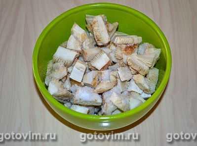 Белорусская груздянка из свежих и сухих груздей