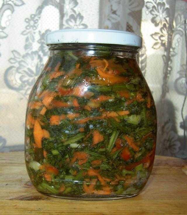 Аджика из петрушки на зиму: 15 простых пошаговых рецептов приготовления