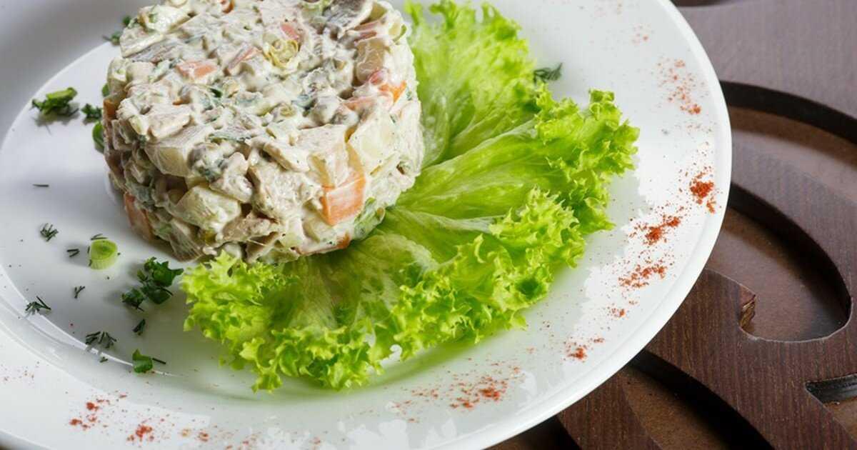 Подробные этапы приготовления рецепта Салат Нежнее нежного с мясом и сыром -  состав, порядок приготовления, пошаговые фото, похожие салаты, советы, комментарии