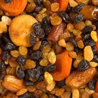 Смесь (курага, чернослив, грецкий орех, мед, лимон) для иммунитета: рецепт