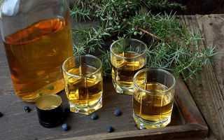 Настойка можжевельника на водке: польза и вред