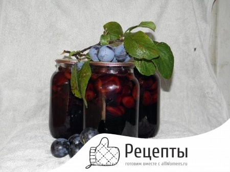 Компот из винограда на зиму - простые рецепты заготовки
