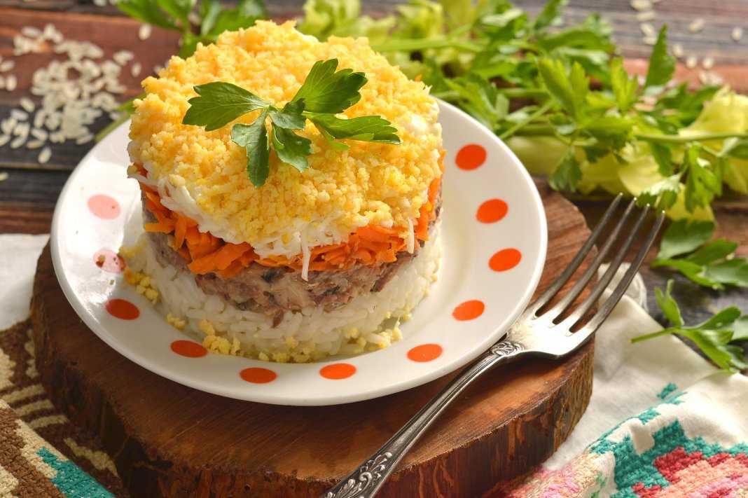 Салат мимоза с сёмгой пошаговый рецепт быстро и просто от марины данько