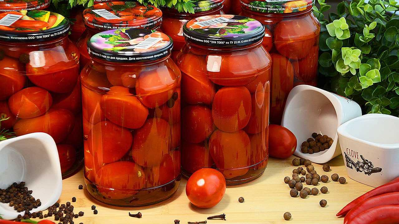 Маринованные помидоры на зиму – 5 самых вкусных рецептов