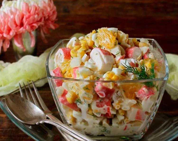 Салат с апельсинами и курицей — вкусные рецепты на праздничный стол