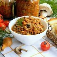 Грибная икра на зиму: простые и самые вкусные рецепты