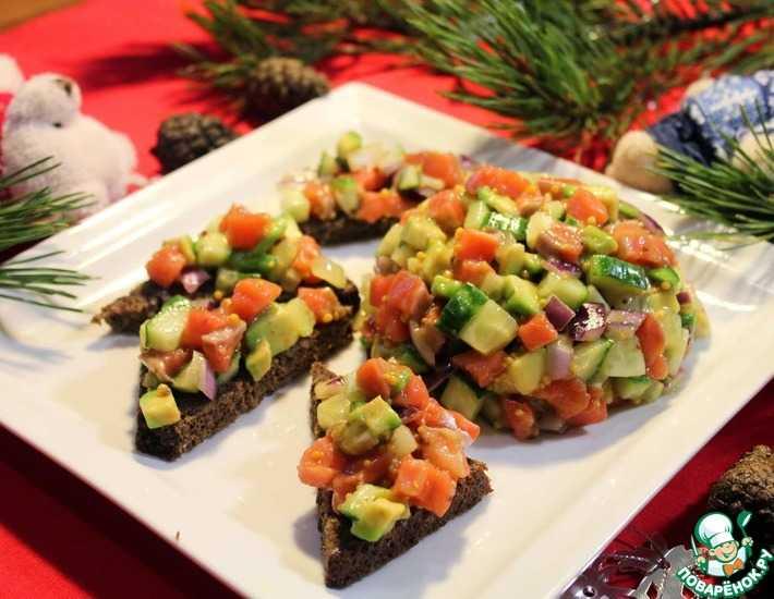 Тартар из лосося - 8 оригинальных способов приготовления вкусного блюда