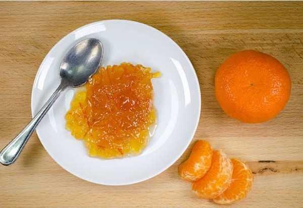 Варенье из мандаринов с кожурой: рецепт и фото