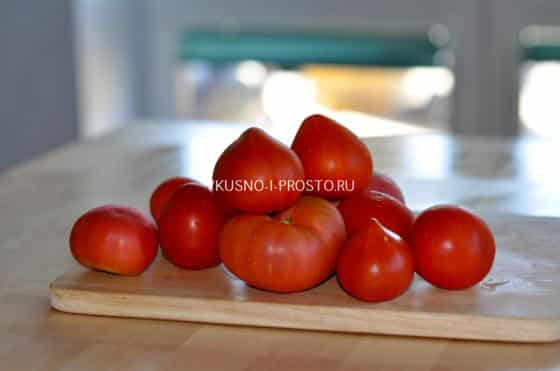 Как заморозить помидоры на зиму свежими, в домашних условиях