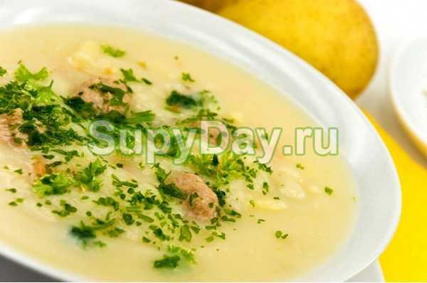 Топ 10 рецептов суп из белых сушеных грибов (171.5 ккал)