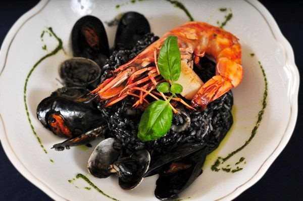 Все секреты настоящего ризотто от шефа-итальянца: 5 рецептов. овощной бульон для ризотто