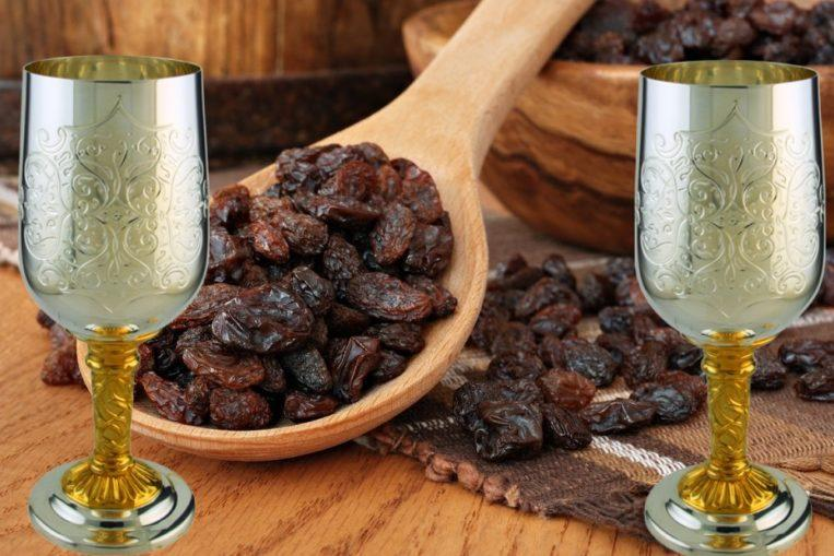 Делаем вино из изюма - рецепты с фото