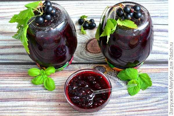 Смородина с сахаром - рецепты на зиму протертых ягод, варенья, правила заморозки